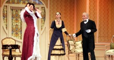 Comedia franţuzească deschide week-end-ul teatral