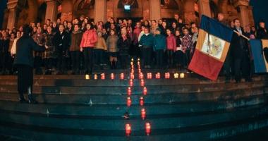 Comemorarea eroilor căzuţi pentru victoria Revoluţiei, la Constanţa