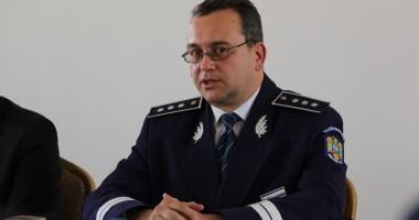 """Adjunctul Direcţiei Poliţiei Rutiere, comisar şef Costin Tătuc: """"Drogurile, factor major de risc pentru siguranţa rutieră"""""""