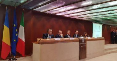 Companiile italiene, adevărați ambasadori ai business-ului în România, afirmă Mihai Daraban