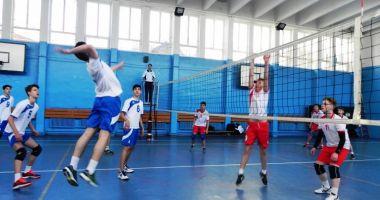 Gimnaziada şi Olimpiada Naţională a Sportului Şcolar. Ce competiţii au loc în week-end