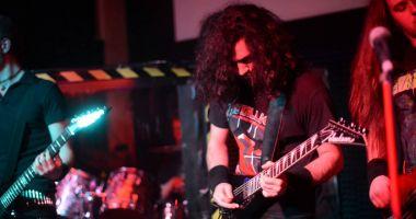 Concert tribut Metallica,  pe scena Orașului  cu Chef de Viață