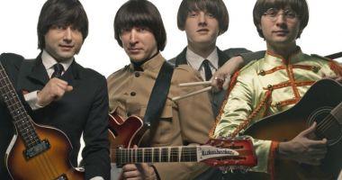 Concert tribute Beatles,  pe scena Teatrului Naţional