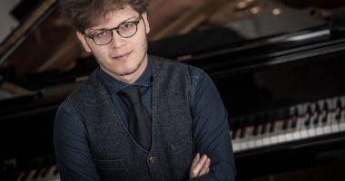 "Concert simfonic la Teatrul ""Oleg Danovski"""