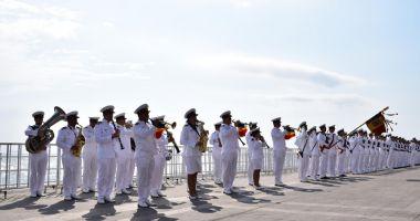 Concerte de muzică militară  pe falezele din Constanţa şi Mamaia