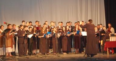 """Concertul """"În vremea aceea…"""", la Casa de cultură"""