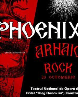 """Concert Phoenix  la Teatrul de Operă  şi Balet """"Oleg Danovski"""""""