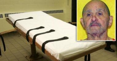 Motivul tulburător care a oprit execuţia unui criminal, în ultimul moment