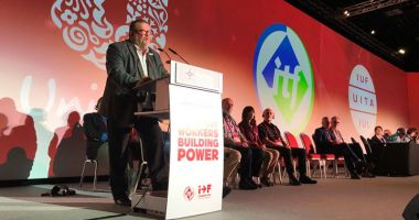 Conducerea SLN participă  la Congresul ITF,  din Singapore