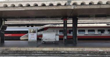 Scandal în Italia.  Un conductor  a vrut să dea jos romii din tren