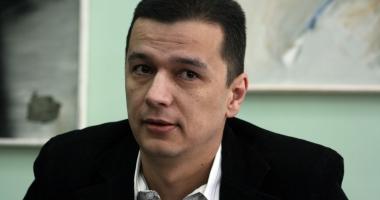 Sorin Grindeanu: Atacul chimic trebuie pedepsit