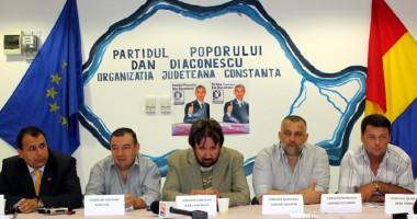 Organizaţia Municipală a PP-DD Constanţa îşi alege preşedintele pe 1 septembrie
