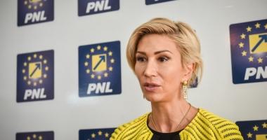 Raluca Turcan, apel de urgenţă către Parlament