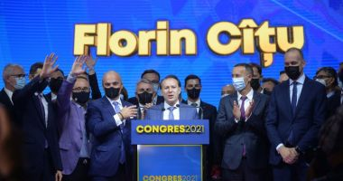 A doua zi de alegeri: PNL își stabilește echipa care va conduce partidul alături de Florin Cîțu