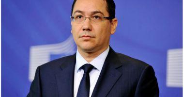Victor Ponta, avertisment de la Constanța: Mii de oameni din structurile locale nu vor avea bani de salarii