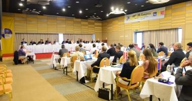 Congresul Federaţiei Internaţionale de Sanie, la Eforie Nord