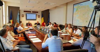 Consilierii din Mangalia au aprobat sistematizarea unor cartiere ale orașului