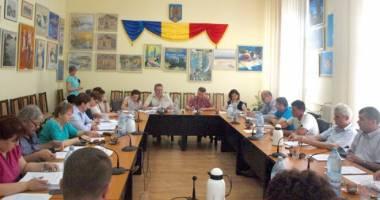 Ce s-a discutat la ședința Consiliului Local Municipal Medgidia