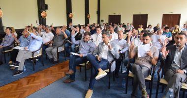 Aleșii județeni, convocați de Horia Țuțuianu în ședință ordinară