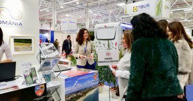 Constanţa, prezentă la Târgul de Turism al României