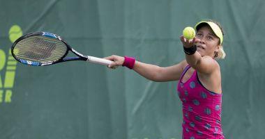 Constănţeanca Selma Cadâr  s-a oprit în sferturi, la US Open