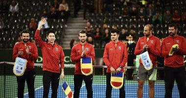 Edris Fetisleam a pus umărul la victoria tricolorilor în Cupa Davis