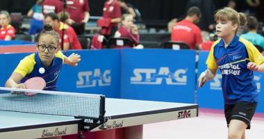 Constănţenii impresionează la Campionatul European de tenis de masă