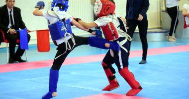 Constănţenii au făcut legea la Campionatul Naţional de Kung-Fu