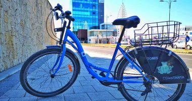 Constănţenii au prins gustul plimbărilor cu bicicletele gratuite