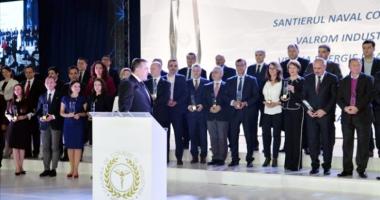 Constănţenii, premiaţi la Topul Naţional al Firmelor