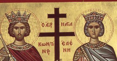 Sfinții Împărați Constantin și Elena, cinstiţi la Constanţa
