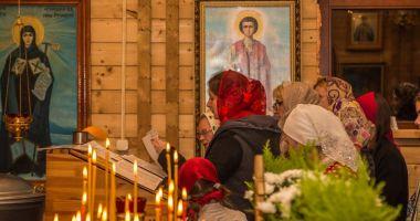 Sărbătoare mare pentru ortodocși: Sfinții Constantin și Elena