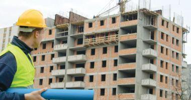Iată cu cât a crescut numărul locuințelor construite