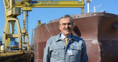 Constructorii de nave vor ca o stradă din Mangalia să primească numele Paul Ilicenco