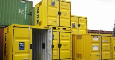 Iată ce au descoperit poliţiştii din Constanţa, într-un container