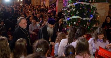 Continuă acţiunile umanitare  ale Arhiepiscopiei Tomisului