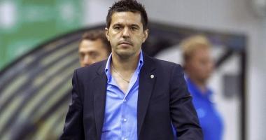Fotbal / Cosmin Contra, prezentat oficial ca antrenor al echipei Alcorcon