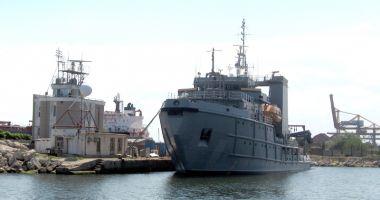 Contractul de finanțare pentru modernizarea danei nr. 80 a portului Constanța a fost semnat