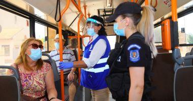 Controale în autobuzele CT Bus: