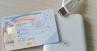 Control la CNAS,  privind cardul naţional de sănătate