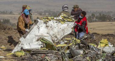 Controlorii de zbor au auzit vocea cuprinsă de panică a pilotului Ethiopian Airlines