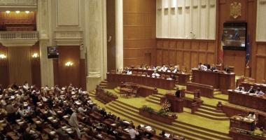 Parlamentul, convocat în sesiune extraordinară
