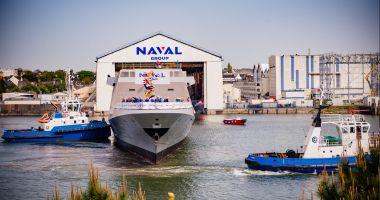 Cooperare franco-italiană în industria navală