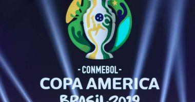 Fotbal: Copa America - Brazilieni, argentinieni, chilieni, un uruguayan şi un paraguayan, în echipa ideală a competiţiei