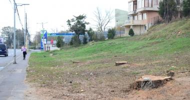 Foto : Constanţa, vândută bucată cu bucată! Blocuri pe spaţii verzi şi supermarketuri în parcări!