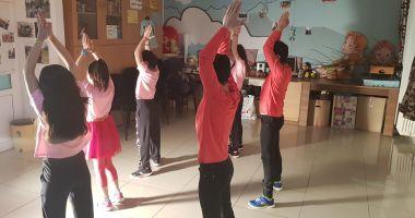 """Competiţie importantă pentru copiii de la Centrul de Plasament """"Delfinul"""", din Agigea"""