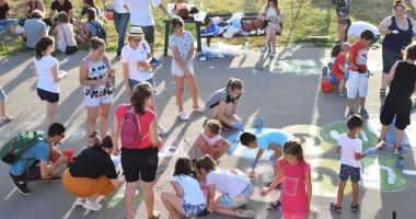 Copiii ne învaţă cum putem avea un oraş vesel