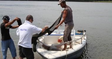 Trupurile celor doi fraţi înecaţi în Dunăre au fost găsite ieri