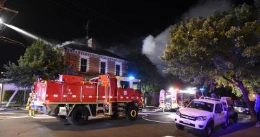 Un copil de naţionalitate română a murit ars de viu,  într-un incendiu la Zaragoza