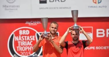 Tenis: Marius Copil şi Adrian Ungur, salt impresionant în ierarhia mondială de dublu